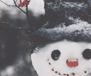christmas, seasons, and snow image