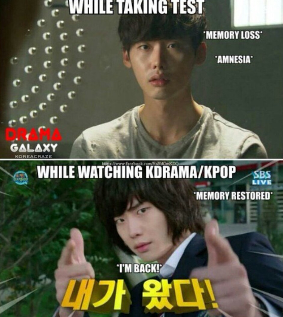 kdrama and funny image