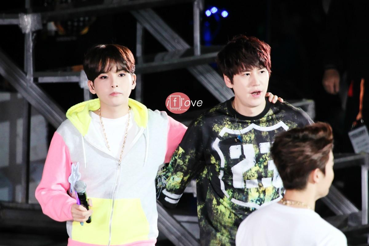 kyuhyun, ryeowook, and superjunior image