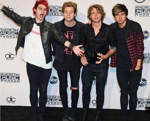 ama, 5 seconds of summer, and michael clifford image