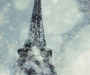 adventure, art, and eiffel tower image