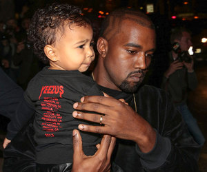 kanye, north west, and theorists image