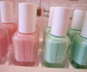 pink and essie image