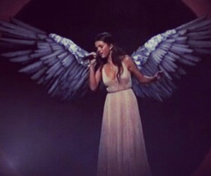 selena gomez, angel, and selena image