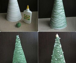 diy, christmas, and tree image