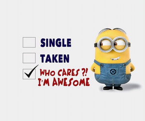 single, taken, and awesome image