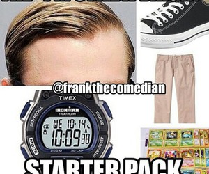 clothes, converse, and funny image