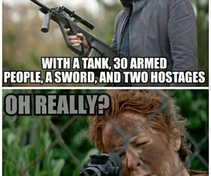 the walking dead, carol, and twd image