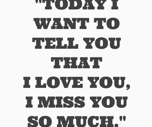 ex, I Love You, and i miss you image