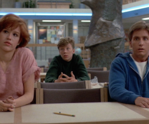film, movie, and The Breakfast Club image
