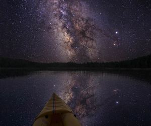 Dream, star, and water image