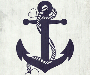 anchor, background, and cute wallpaper image