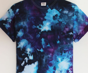 accessories, tie dye, and alternative image