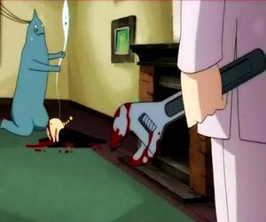 anime, blood, and Brotherhood image