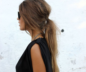 hair, hairstyle, and perfect image