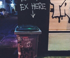 boy, ex, and funny image