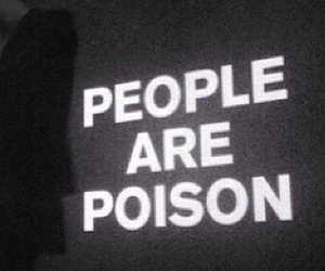 poison, people, and dark image
