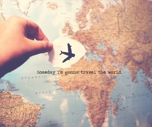 travel, world, and Dream image