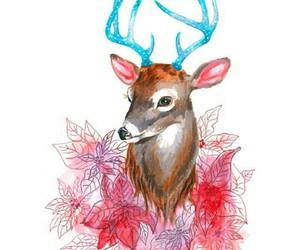animal, colorful, and drawing image