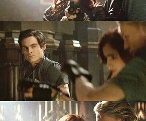 books, jace, and movie image