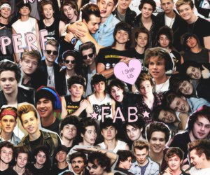 5sos and the vamps image