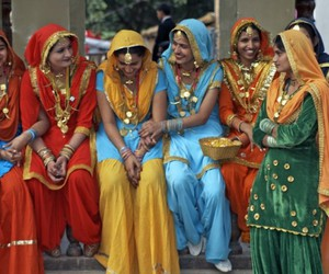 india, women, and indian women image