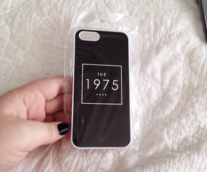 the 1975, band, and case image