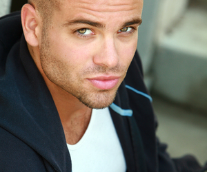 glee, Hot, and mark salling image