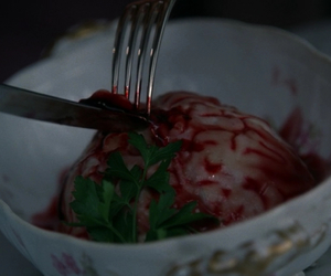 delicacy, food, and gory image