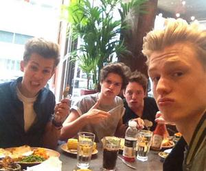 ♥, the vamps, and tristan evans image