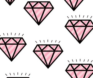wallpaper and diamond image