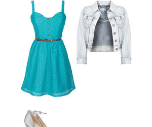 fashion, Polyvore, and ropa image