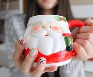 christmas, santa, and tumblr image