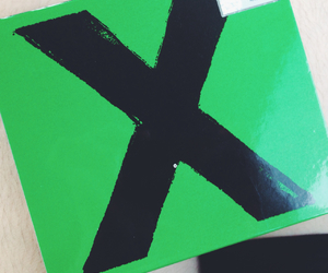 multiply, x, and ed sheeran image