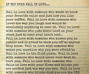 quotes, wallpaper, and fall inlove image