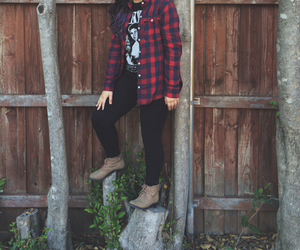 flannel, hipster, and indie image
