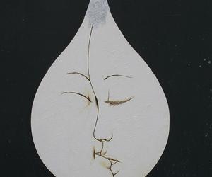 love, kiss, and art image