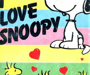peanuts, snoopy, and woodstock image