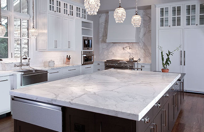 Beautiful Kitchen Room Design By Using