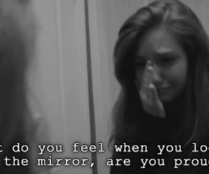 sad, depressed, and hurt image