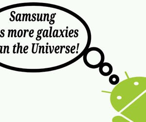 android, samsung, and crazy image