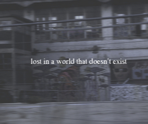 lost, world, and quotes image