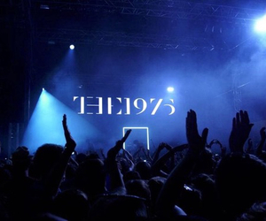 the 1975, concert, and grunge image