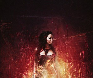 hunger games, Jennifer Lawrence, and catching fire image