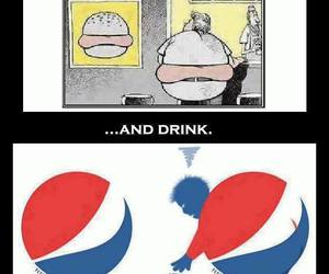 funny, food, and drink image