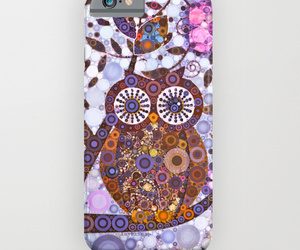 owl, phone case, and samsung galaxy s image
