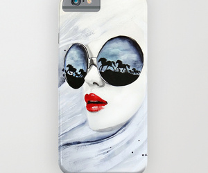 art illustration, gift ideas, and phone case image