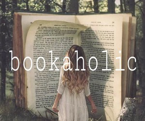 book and bookaholic image