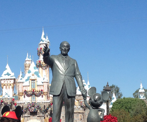 disney, disneyland, and mickeymouse image