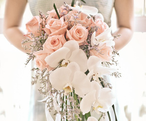beautiful, flores, and bouquets image